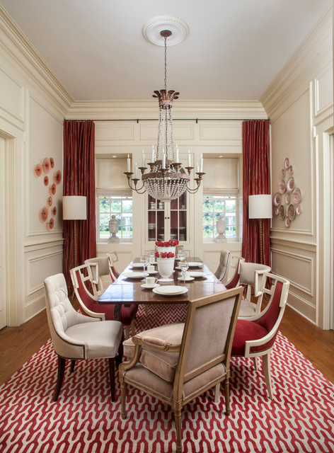 CLEAN TRADITIONAL traditional-dining-room