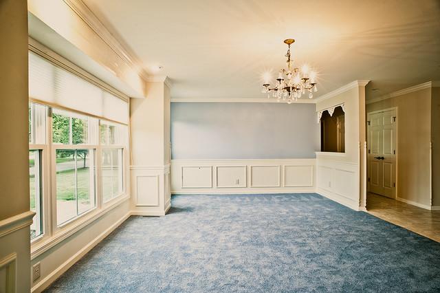 Clemson Home Renovation Contemporary Dining Room