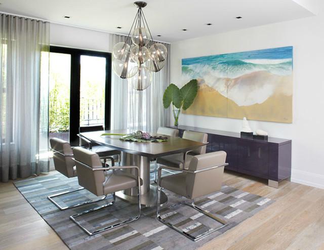 Client Photos contemporary-dining-room