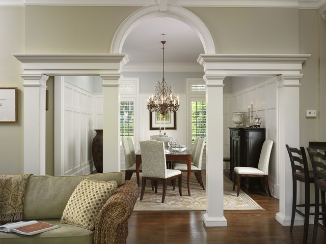 Cliff Scholz traditional-dining-room