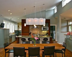 Cliffside Inspiration contemporary-dining-room