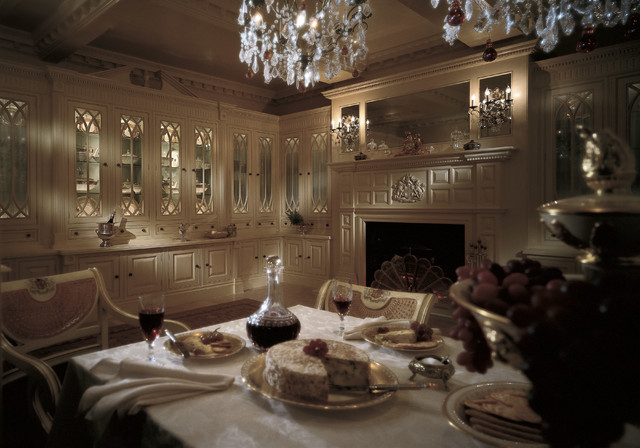 Clive Christian British Luxury Interiors Traditional