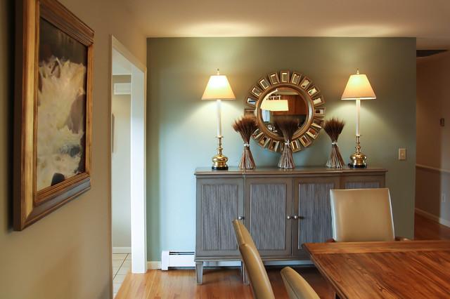 Clover Lane Dining Room contemporary-dining-room