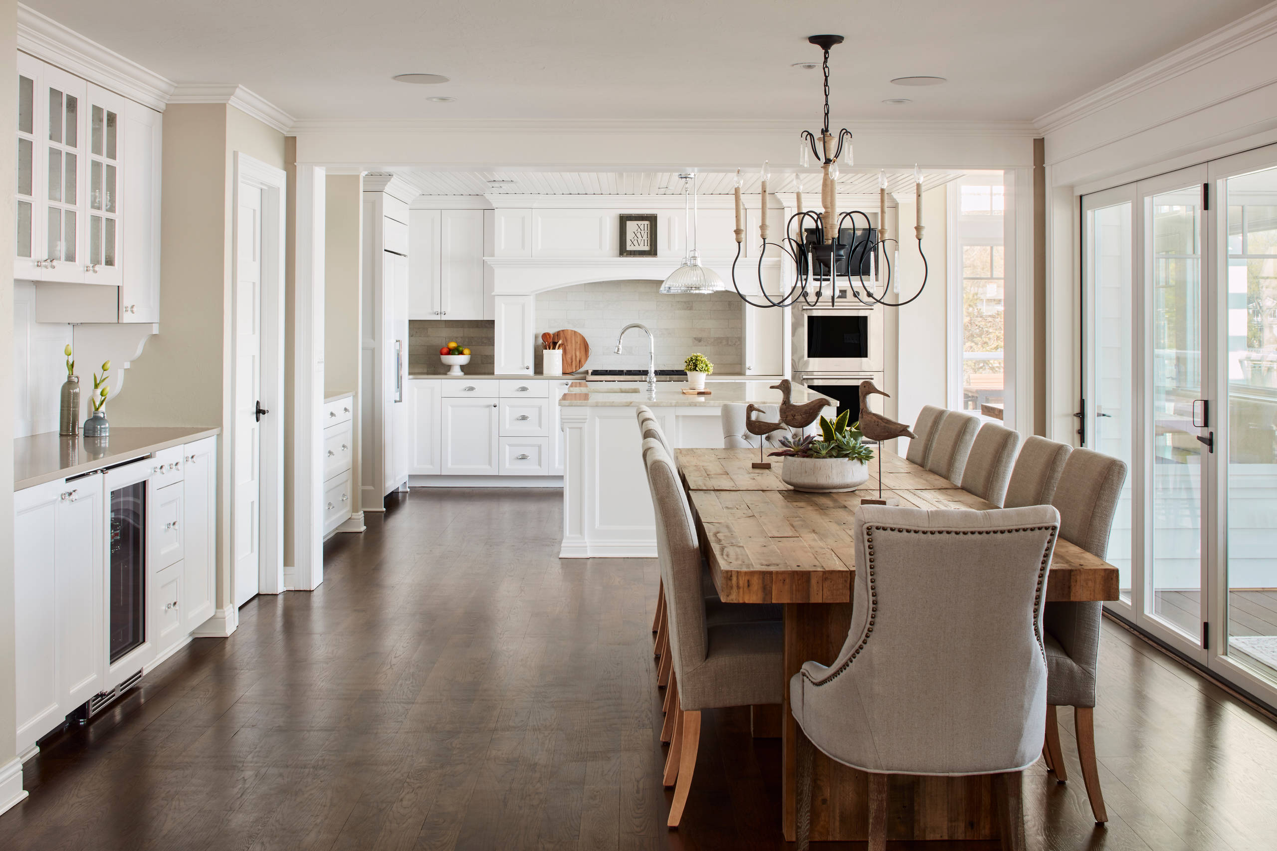75 Beautiful Kitchen Dining Room Combo Pictures Ideas January 2021 Houzz