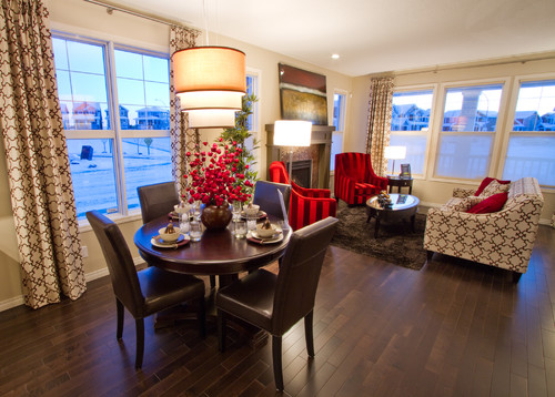 City Apartment Dining Room Ideas For Couples Frances Hunt