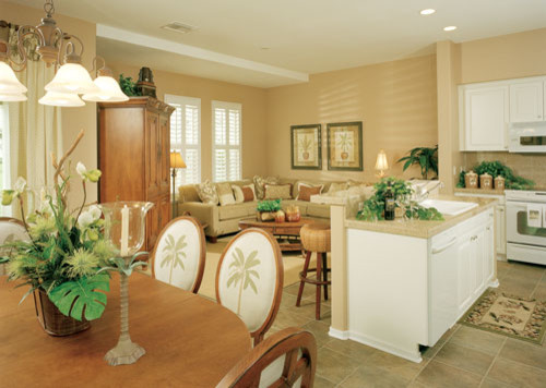 Coconut Plantation Traditional Dining Room Hawaii By Interiors Design Group