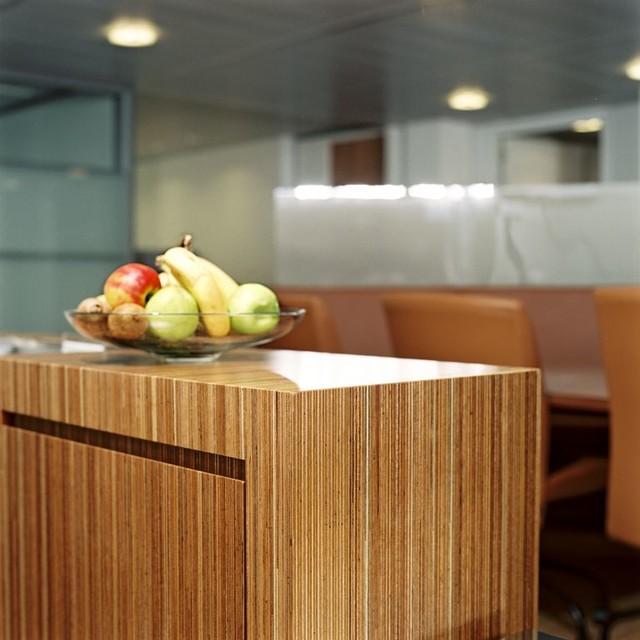 Coffee Corner contemporary-dining-room