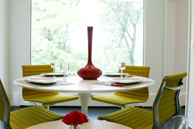 Cohen Home contemporary-dining-room