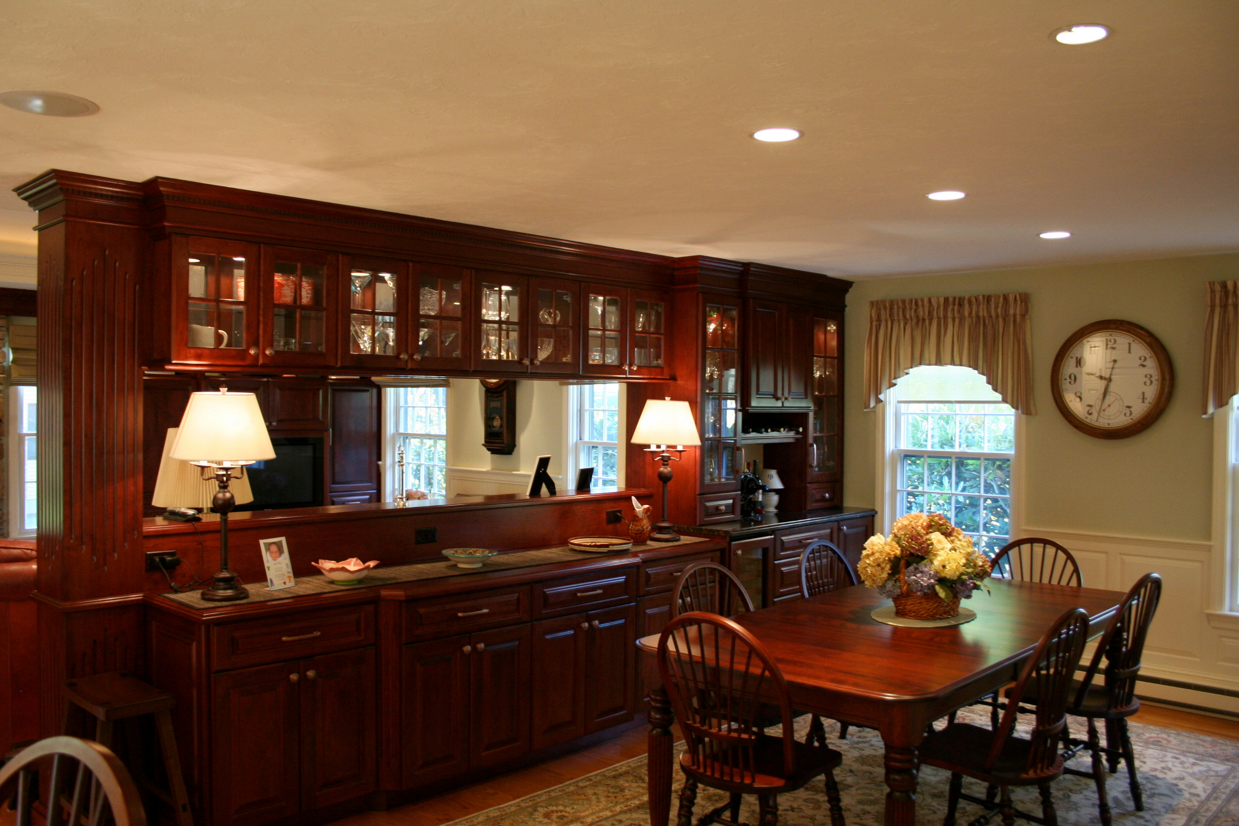 Colonial Home Interior Renovation