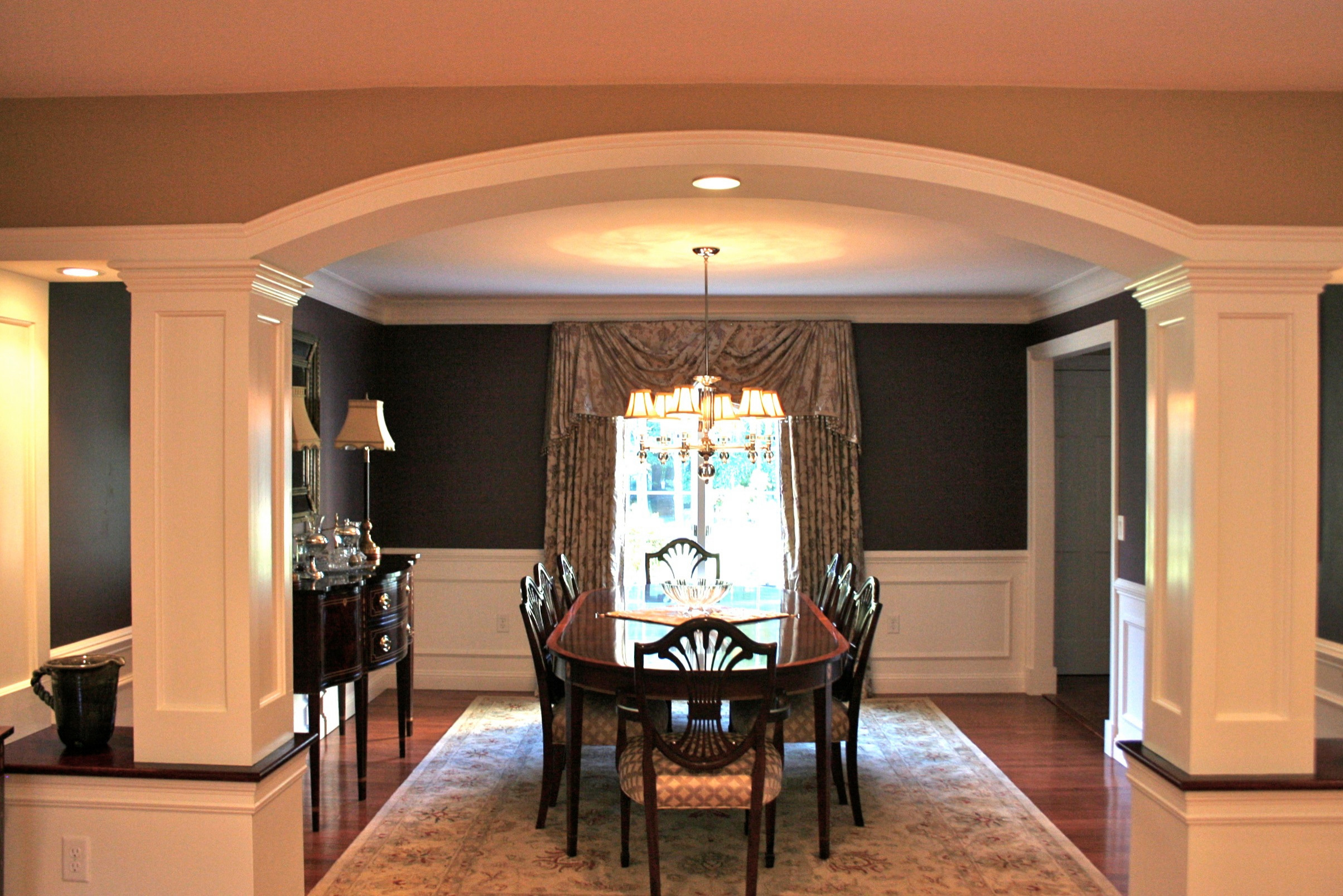 Colonial Kitchen and Great Room Addition