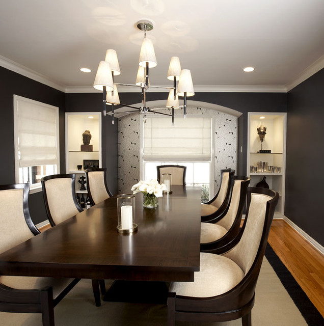 Colorful Abode Dining Room contemporary-dining-room
