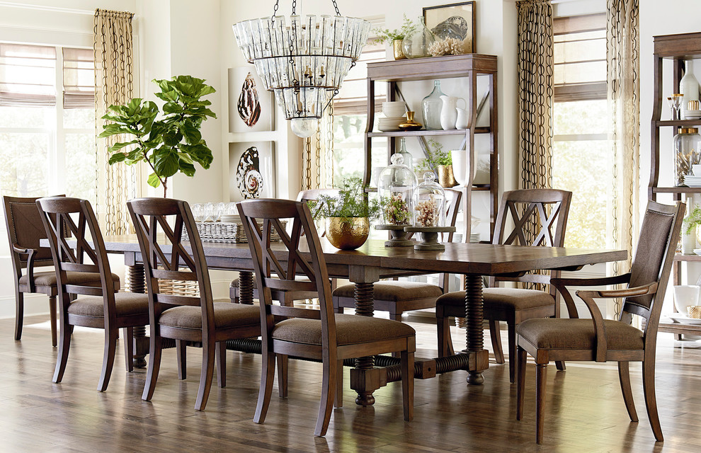 Comp 104 Trestle Dining Table By