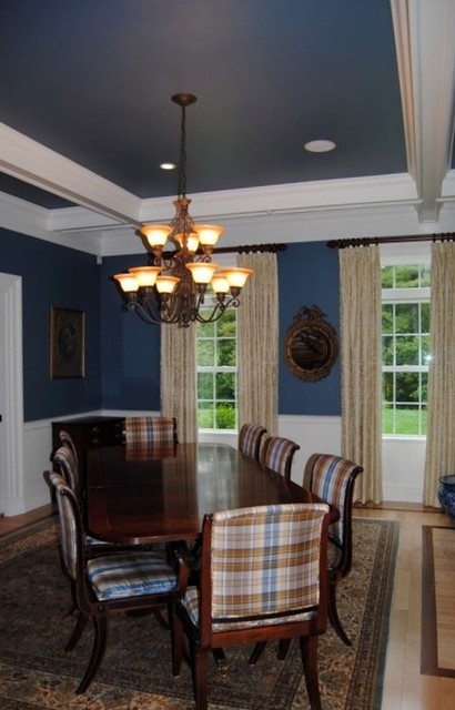 Complete Home Renovation - Harvard, MA traditional-dining-room