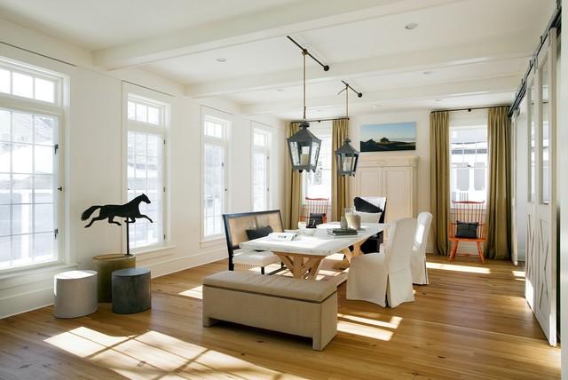 concord green home maritim esszimmer boston von zeroenergy design. Black Bedroom Furniture Sets. Home Design Ideas