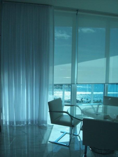 Condo at Continuum Miami Beach modern-dining-room