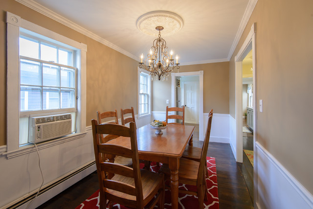 Condo Renovation In Salem MA Traditional Dining Room Boston By Casey