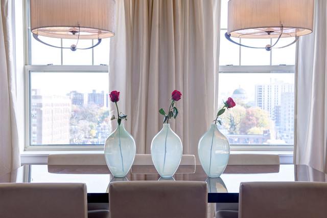 Condominium Dining contemporary-dining-room