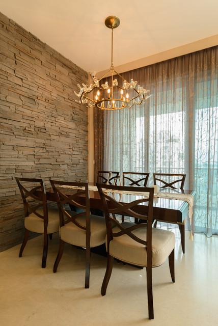 condominium modern classic theme