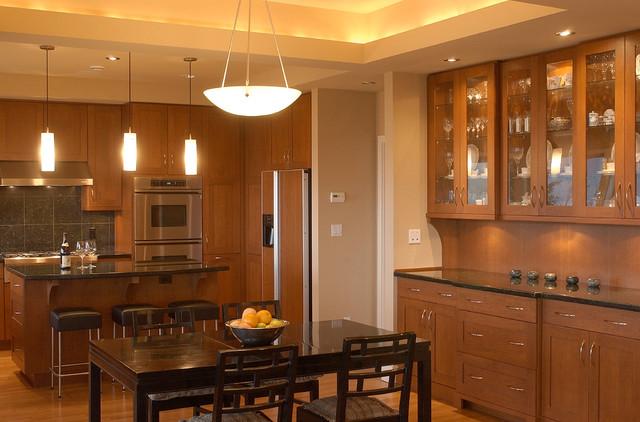 Condor Residence contemporary-dining-room