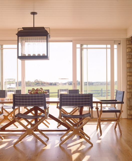 CONTEMPORARY traditional-dining-room