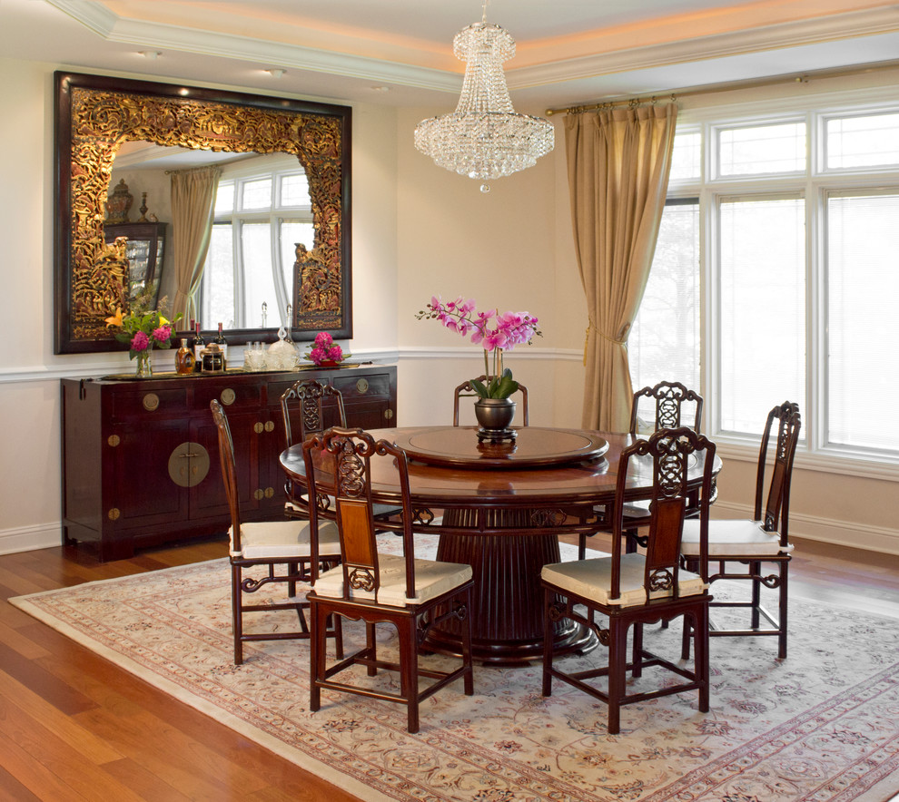 Contemporary Chinese Style Dining Room Asian Dining Room Chicago By China Furniture And Arts