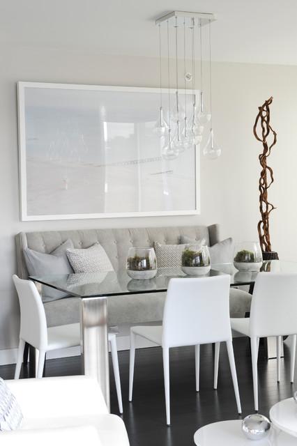 Contemporary Dining Room contemporaneo-comedor