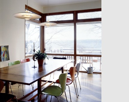 [ BKSK Architects ] contemporary-dining-room