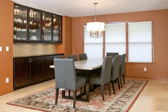 Contemporary Dining Room contemporary-dining-room