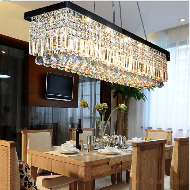 Contemporary dining room - Dining room chandelier contemporary style ...