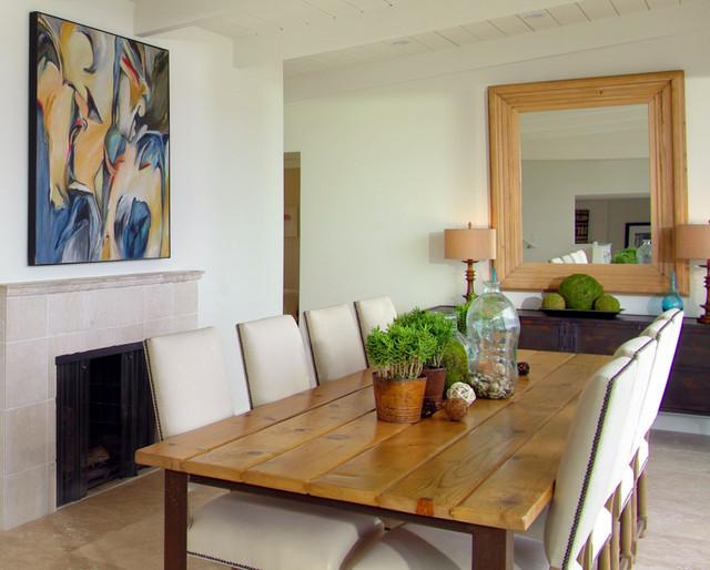 contemporary dining room. Black Bedroom Furniture Sets. Home Design Ideas