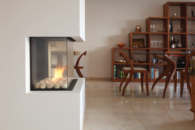 Clear 40 TS modern fireplaces