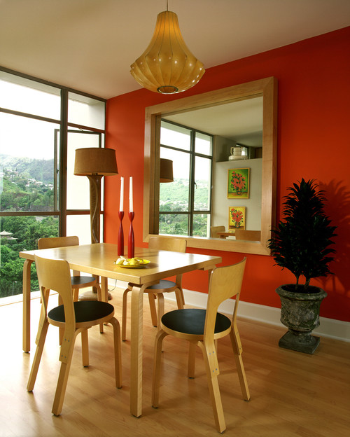 Tip 4 Wall Mirror In The Dining Area A Enhances Positive Energy Whenever Family Dines Or Have Guests Over