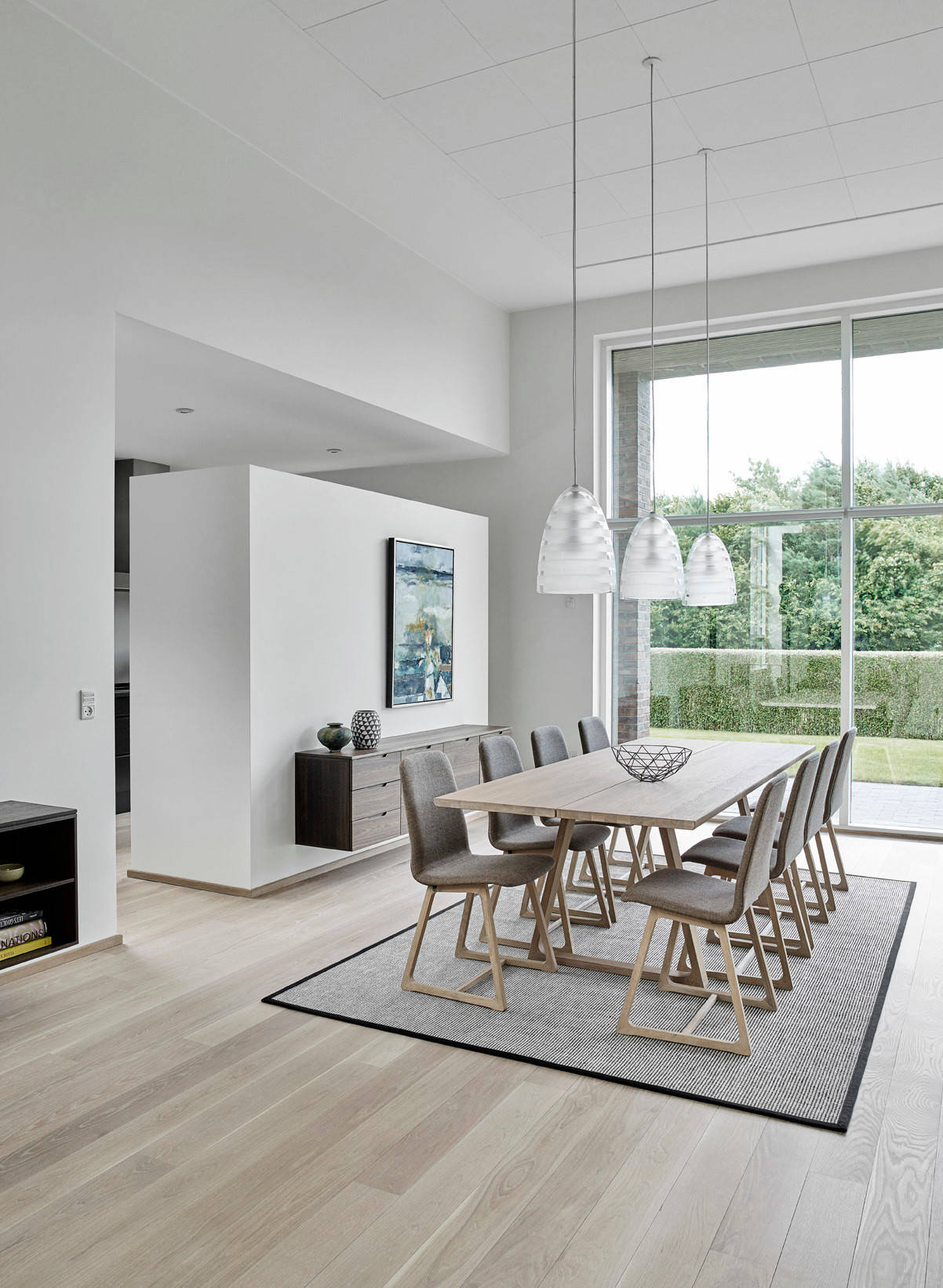 75 Beautiful Modern Dining Room Pictures Ideas December 2020 Houzz