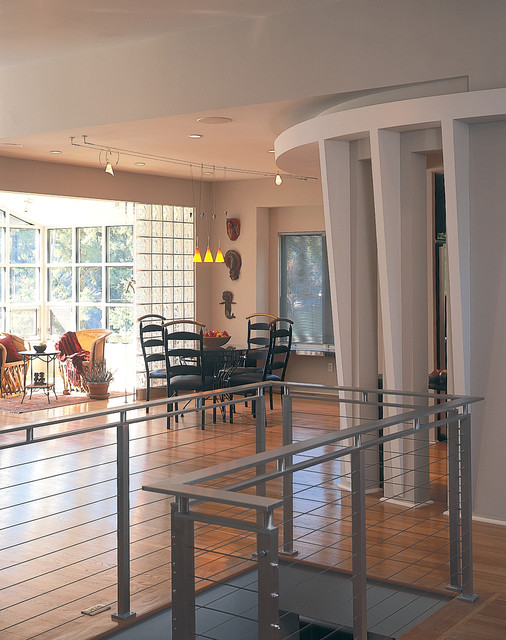 Contemporary Kitchen contemporary-dining-room