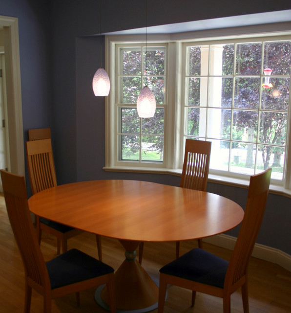 Cool and modern kichen eating area modern-dining-room