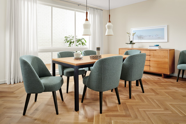 Lighting For Over Dining Room Table Long Curves
