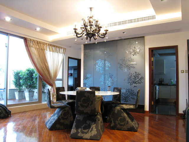 Corpwell interior design mount beacon project asian for Dining room hong kong