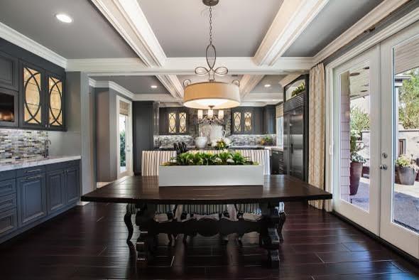 Coto De Caza Ca Traditional Dining Room Orange County By Orange Coast Interior Design