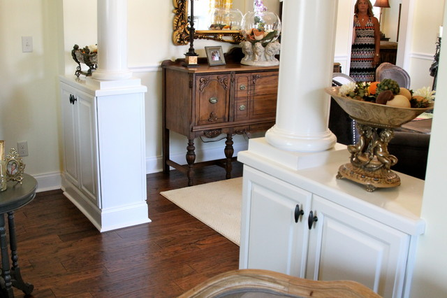 Cottage other metro by cavender 39 s the interior company for Iron kitchen cookeville