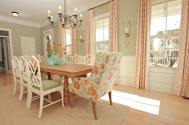 cotton press road beach style dining room charlotte by new