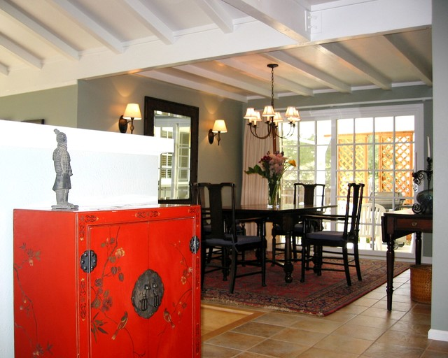 Country Club Remodel traditional-dining-room