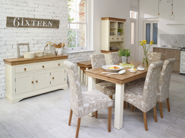 Country Cottage Dining Room Кантри