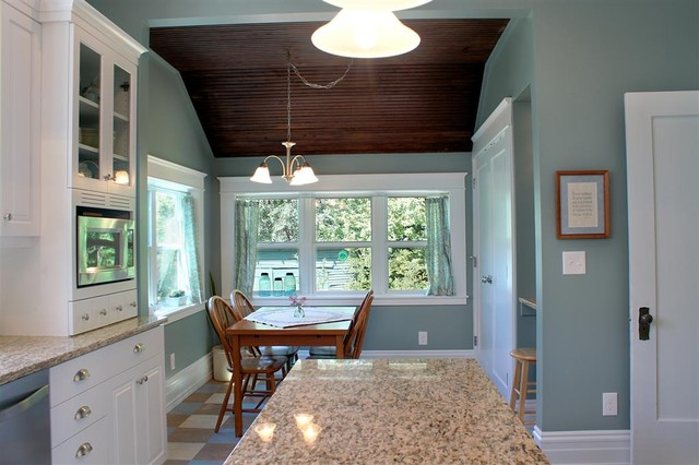 Renovation Design Group Architects Country Kitchen Traditional Dining Room