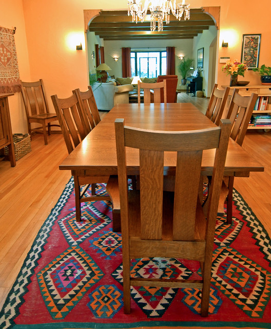 Dining Room Tables Chicago: Country Shaker Table And Chairs