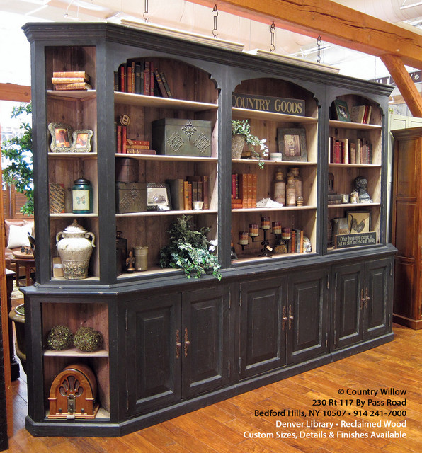 Country Willow Custom Traditional Dining Room New York By Country Willow