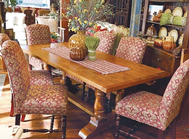 Country Willow Tables Dining Room New York By Country Willow