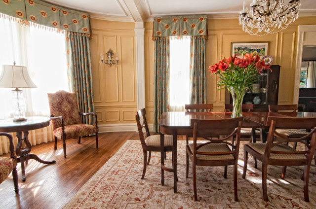 Court Avenue Dining Room traditional-dining-room