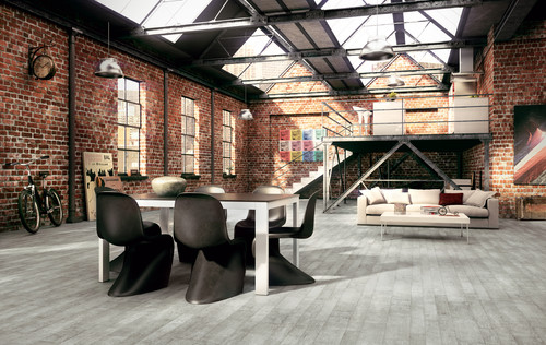 30 Ways To Create A Trendy Industrial Dining Room: 8 Homes With Industrial Style That Make Warehouses And