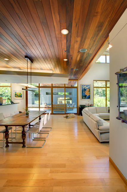 Coyote House modern-dining-room
