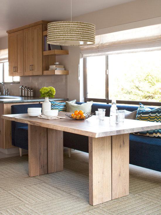 4x4 tile backsplash dining design ideas pictures remodel for Kitchen design 4x4